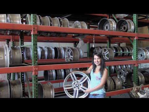 Factory Original BMW 528i Rims & OEM BMW 528i Wheels – OriginalWheel.com