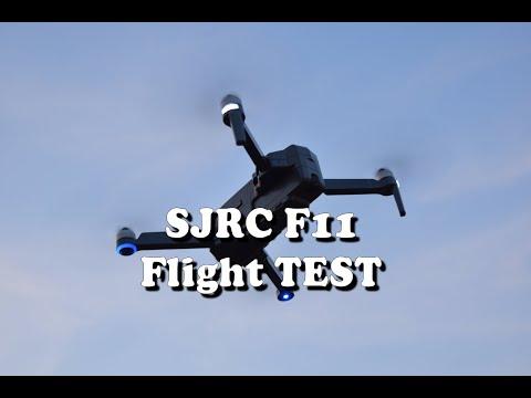 SJRC F11 - Testiamo le sue funzionalità - Functionality test