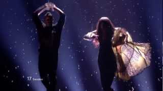 Loreen - Euphoria (Sweden) Winner of Eurovision 2012 Grand Final Original HD 720P