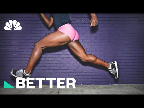 The One Simple Diet And Exercise Plan For Strong, Toned Legs | Better | NBC News