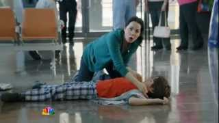 Эрика Дюранс, Saving Hope - NBC Promo - Out-of-Body Experience