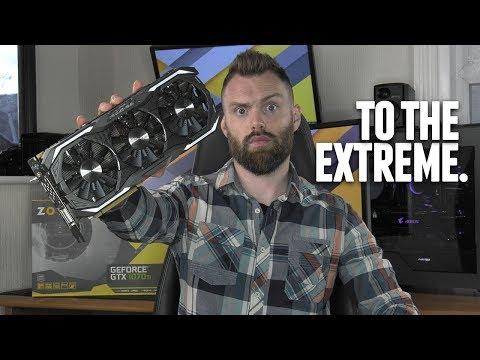 ZOTAC GTX 1070 Ti AMP Extreme Review