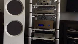 Open Baffle: Demo my new Spatial Audio M3TM speakers