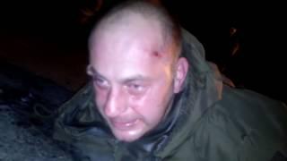 Пьяных начальников СБУ и ВСУ избили и задержали под Мариуполем