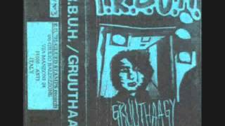 GRUUTHAAGY - Society Is A Sick Joke (Common Error + Only One Chance)