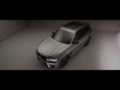 Bmw X3 M Кроссовер класса J - рекламное видео 2