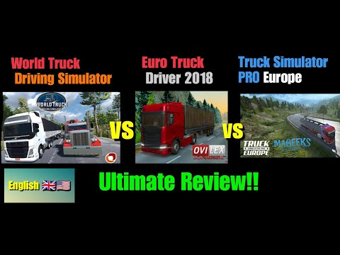 🥇 Truck Simulator Pro Europe // Download Apk Latest 1 2