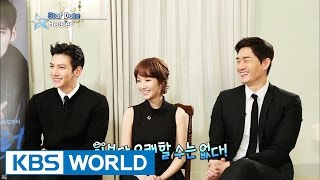 "New KBS drama ""Healer"" interview (Entertainment Weekly / 2014.12.20)"