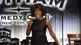 Wambui Bahati - CLEAN stand-up comedy
