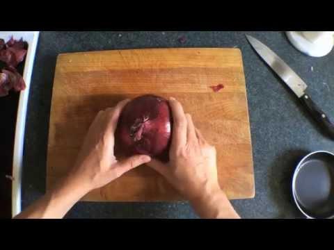 Sedm způsobů, jak nakrájet cibuli