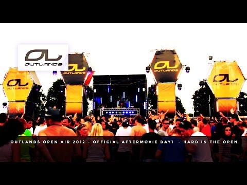 Outlands Open Air - Official Aftermovie - Hard In The Open
