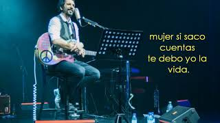 Mujer (Letra) - Pablo Bles  (Video)