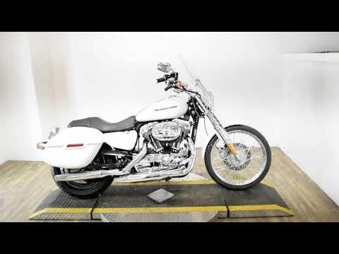2004 Harley-Davidson Sportster® XL 1200 Custom in Wauconda, Illinois - Video 1