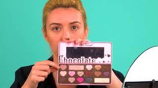Lecția De Make-up Cu Diana Dumitrescu! Cum Să-ți Faci Rapid Un Machiaj De Zi