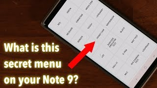 Samsung Galaxy Note 9: 5 Actual Hidden Tips + ONE SUPER SECRET Feature