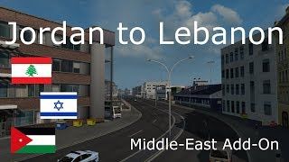 ETS2 - EP61 - Middle-East Add-on BETA (ProMods 2 32