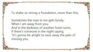 Chris de Burgh - Much More Than This Lyrics