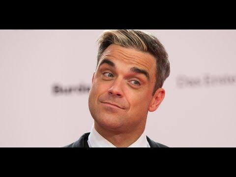 El problema de salud de Robbie Williams