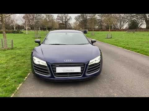 Audi R8 V10 Plus Coupe STronic Video