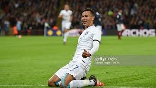 Шикарный гол Алли в ворота Франции/Goal Alli vs France