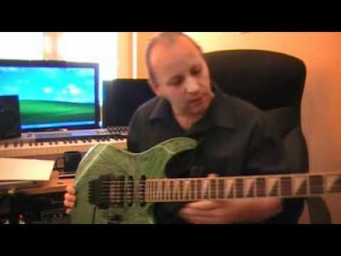 Dobroslav Denk - el. kytara Jackson