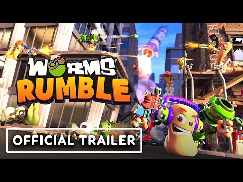 Worms Rumble (PC) - Steam Gift - JAPAN - 1