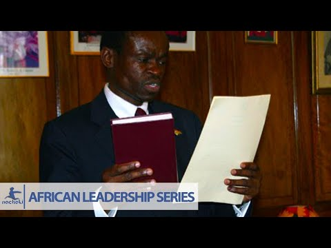 PLO Lumumba Speech Presenting The African Report Card Mp3