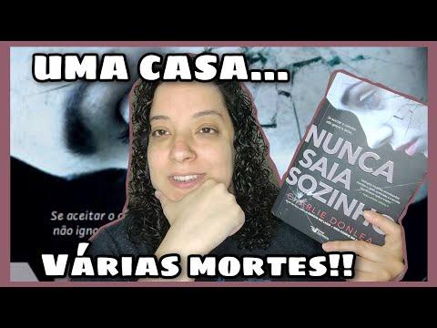 RESENHA   NUNCA SAIA SOZINHO ( THE SUICIDE HOUSE ) - CHARLIE DONLEA