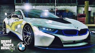 Bmw I8 Ac Schnitzer Add On Oiv Gta5 Mods Com