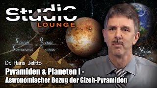 Pyramiden und Planeten – Dr. Hans Jelitto