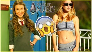 House Of Anubis (Then and Now 2018)