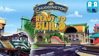 Chuggington Ready to Build - Play with Fletch