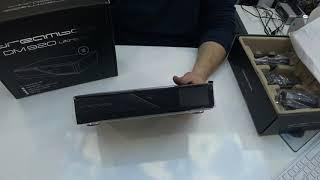 Dreambox DM920 UHD 4K Tanıtımı SineShop.com