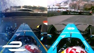 Formula E Speed Comparison Season 1 vs Season 3: Full Lap Onboard