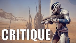CRITIQUE: Mass Effect: Andromeda - A Terrible Game