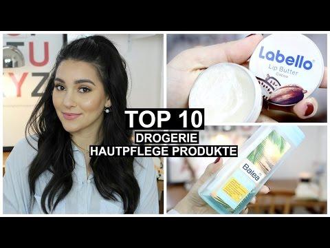TOP 10 DROGERIE HAUTPFLEGE | madametamtam