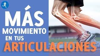 MOVILIDAD ARTICULAR: Ejercicios para mejorar el movimiento de tus articulaciones | Vitónica