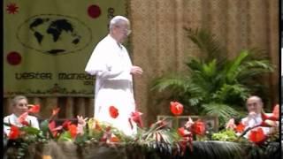 Bischof Alvaro: Säleute des Friedens und der Freude