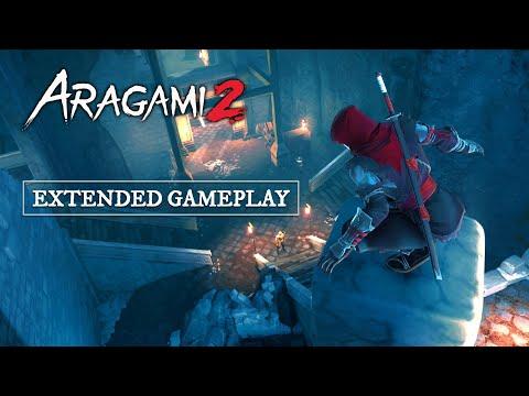 Présentation de gameplay version longue (Guerrilla Collective 2) de Aragami 2