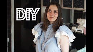 3eeb58b2114 Descargar MP3 de Diy Шьем модную блузу с воланами из мужской рубашки ...