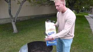 How to Use a Charcoal Grill:  Charcoal Grilling Made Easy