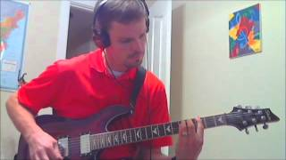 """Threshold - """"Turn On Tune In"""" Guitar Cover"""