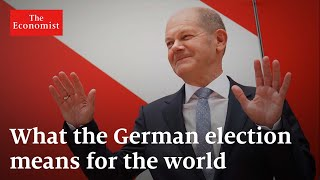 The challenges facing Germany's new leader | The Economist