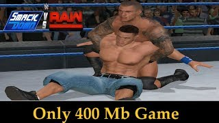 "[ 100% SURE ] DOWNLOAD + INSTALL ""WWE SMACKDOWN VS RAW"" 2007 GAME FOR PC"