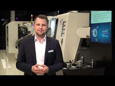 RÖHM presents Smarter Clamping technology on the PRE-EMO 2021 in Pfronten at DMG MORI