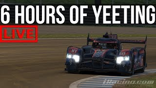 iRacing - 6 Hours Of Yeeting At Twin Ring Motegi   FT. Boiley