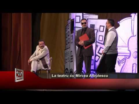 La teatru cu Mircea Albulescu