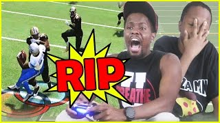 MUT 17 - CAN LITTLE BROTHERS BEAT BIG BROTHERS IN MADDEN! (Madden Ultimate Team)