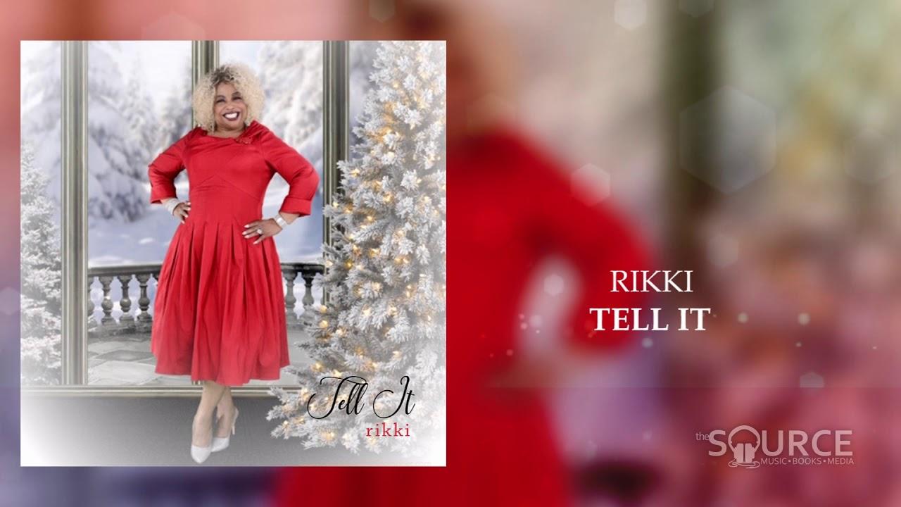 Rikki - Tell It (single)