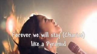 Charice - 'Pyramid' Featuring Iyaz - Official Music Video w/ Lyrics